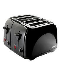 Toaster India Usha 2424 4 Slice Pop Up Toaster Price In India Buy Usha 2424 4