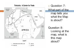 what is a map legend swbat locate define and use scale compass and map key