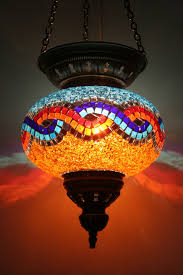 Mosaic Pendant Lighting by Extra Large Turkish Moroccan Mosaic Hanging Lamp Shade Pendant