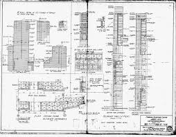 Stadium Floor Plans Blueprints And Plans 6 Roosevelt Stadium Jersey City New Jersey