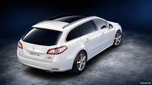 peugeot 508 sw 2015 peugeot 508 sw gt line rear hd wallpaper 22