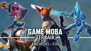 moba for android 10 moba mirip dota terbaik untuk android ios