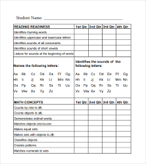 high school student report card template high school report card template fieldstation co