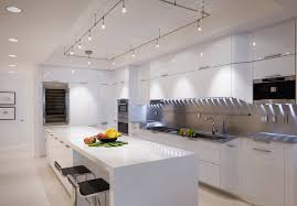 Kitchen Track Lighting 9 Easy Kitchen Lighting Upgrades Http Freshome Com Kitchen