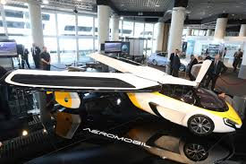 cool golden cars flying cars aeromobil vehicles now available for pre order fortune