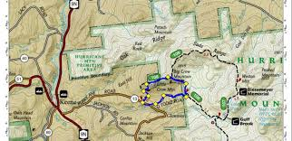 Lake Placid New York Map by Little Crow To Big Crow Lake Placid Adirondacks