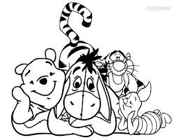 coloring pages cool eeyore coloring pages winnie pooh eeyore