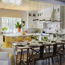 Yellow Kitchens With White Cabinets - https cdn decorpad com photos 2017 10 18 m yello
