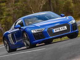 Audi R8 Old - twin test audi r8 vs porsche 911 turbo the independent