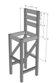 Diy Armchair Free Plans To Build A Dining Chair Dining Room Chair Plans