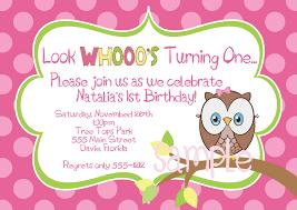 owl birthday party invitations u2013 gangcraft net