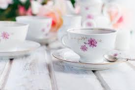vintage china pastel parakeets and vintage china a vintea s tearoom review