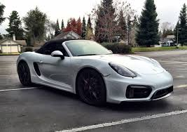 Porsche Boxster Gts Specs - boxster gts 2015 pdk white black rennlist porsche