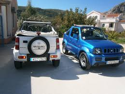 suzuki jimny 1991 venus rental car hire