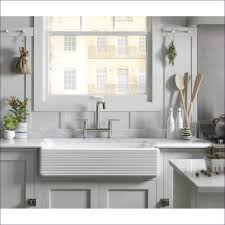 apron front kitchen sink cabinet hampton bay shaker assembled