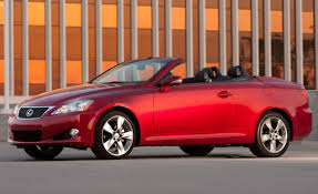 lexus convertible 2010 lexus is convertible is250c is350c u2013 review u2013 car and driver