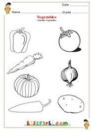 fruits and vegetables worksheet free esl printable worksheets