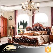 Classic European Bedroom Furniture American Classic Design Wooden Bed American Classic Design Wooden