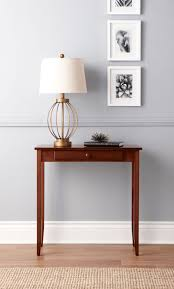 White Hallway Console Table Console Tables Marvelous Glass And Wood Console Table Gold Black