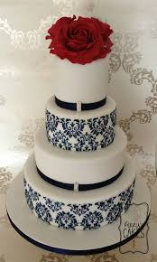 best 25 navy blue wedding cakes ideas on pinterest navy blue