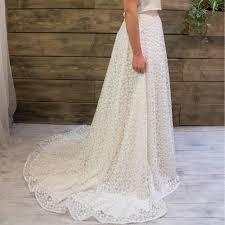 wedding skirt isla wedding skirt by e w couture notonthehighstreet