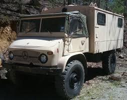mercedes truck unimog 1965 mercedes 404 1 unimog radio truck for sale photos