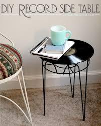 Diy Side Table Diy Side Table Ideas