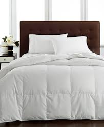 Hotel Quality Comforter Closeout Hotel Collection Light Weight Siberian White Down