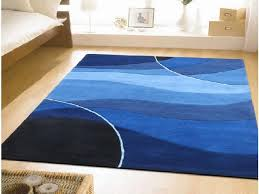 Thick Area Rugs Area Rugs Blue Picture Gallery Carpet Square Blue Room Interior