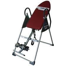 Heavy Duty Inversion Table Ironman Endurance 200 Inversion Table 168390 Inversion Therapy