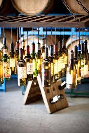 Blue Bottle Chandelier by Custom Wine Bottle Chandelier By By Gordon Living Custommade Com