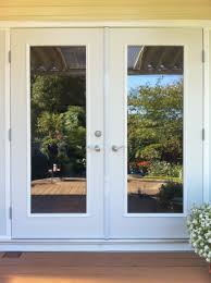 Clear Glass Entry Doors by French Patio Doors Doors Galore