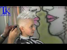 theo knoop new hair today short hair makes me happy pleun by theo knoop youtube my