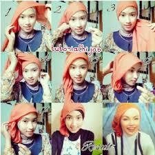 tutorial jilbab jilbab 45 best tutorial hijab scraf images on pinterest blue flowers