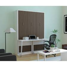 Murphy Bed Price Range 2 399 98 Aliance Murphy Bed With Desk Anthracite D2d Furniture