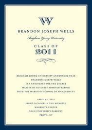 graduation announcements wording themes stylish college graduation announcement wording from