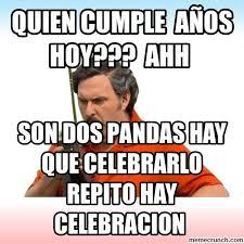 Pablo Escobar Meme - birthday