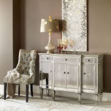 hayworth mirrored silver buffet table pier 1 imports