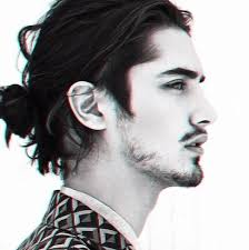 guy ponytail hairstyles long hairstyles simple hairstyle ideas for women and man