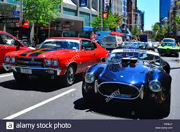 Classic Muscle Cars - auckland nov 05 2015 us classic muscle cars pared in auckland