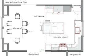 kitchen floor plans islands small kitchen floor plans a layouts plan design ideas home moute