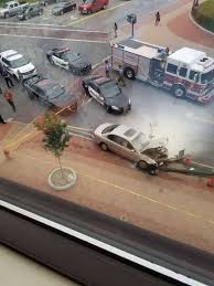 Is Chase Bank Open On Thanksgiving Niskayuna Police Chase Ends In State Street Crash Times Union