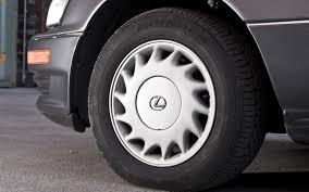 lexus ls400 wheels 1991 acura nsx and 1991 lexus ls 400 motor trend classic