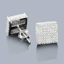 mens diamond stud earrings mens diamond earrings pastal names