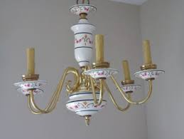 porcelain chandelier roses lighting porcelain chandelier vintage chandelier pink porcelain