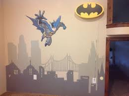 Batman Decoration Decorating Ideas Beauteous Image Of Kid Boy Bedroom Decoration