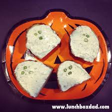 lunchbox dad halloween themed dinner