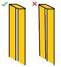 Interior Door Lining Fitting A Door Lining Or Frame