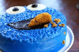 a cookie monster birthday cake sweet anna u0027s