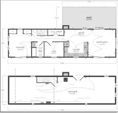 modern house plans basement u2013 modern house